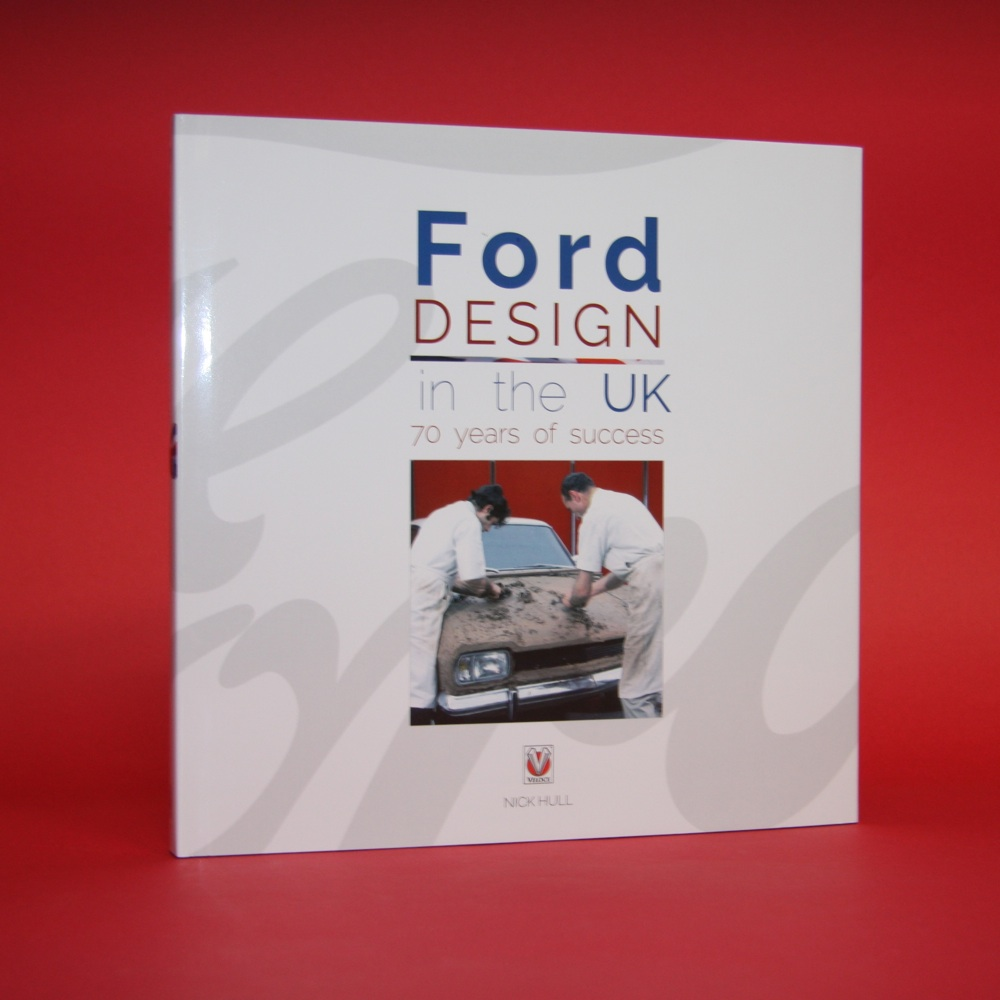 Ford Design in the UK 70 Years of Success