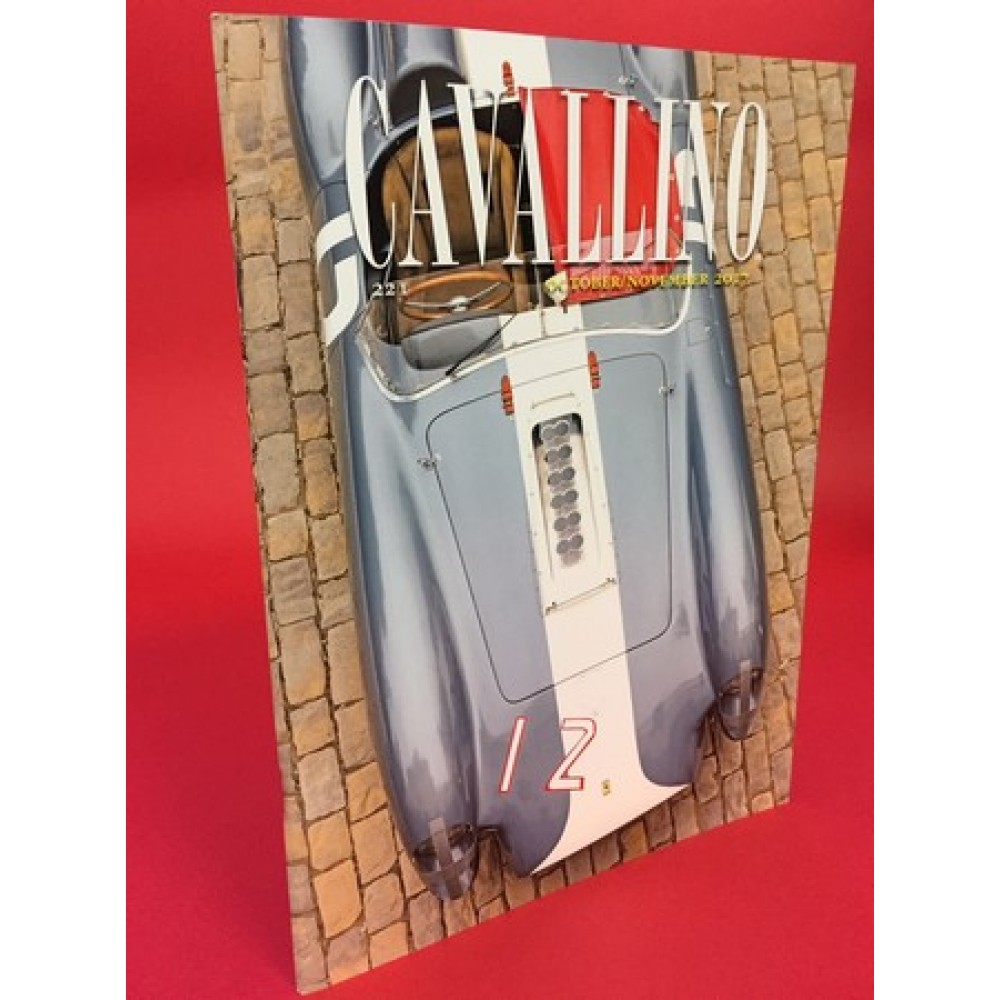 Cavallino Magazine No 221 October / November 2017