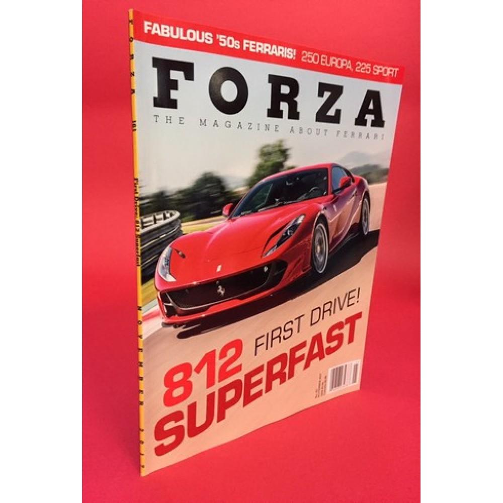 Forza Magazine Number 161 November 2017