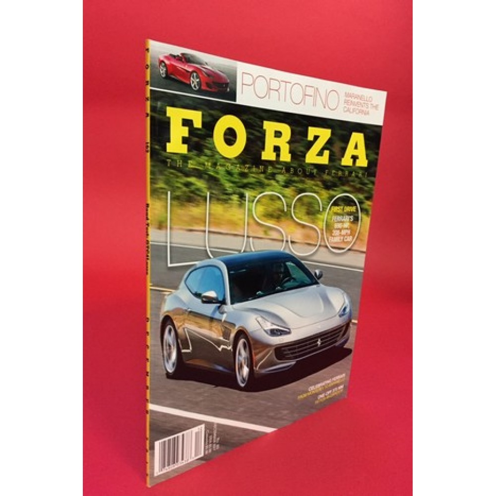 Forza Magazine Number 162 December 2017