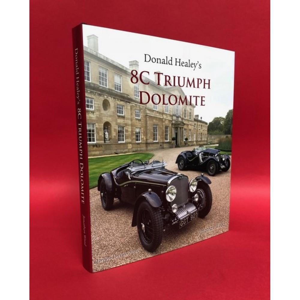 Donald Healey's 8c Triumph Dolomite