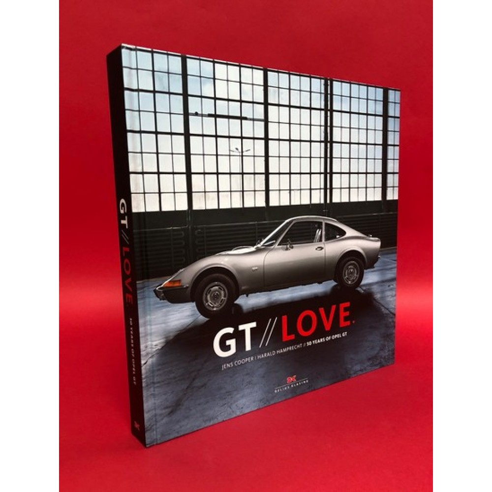 GT//LOVE 50 Years of Opel GT
