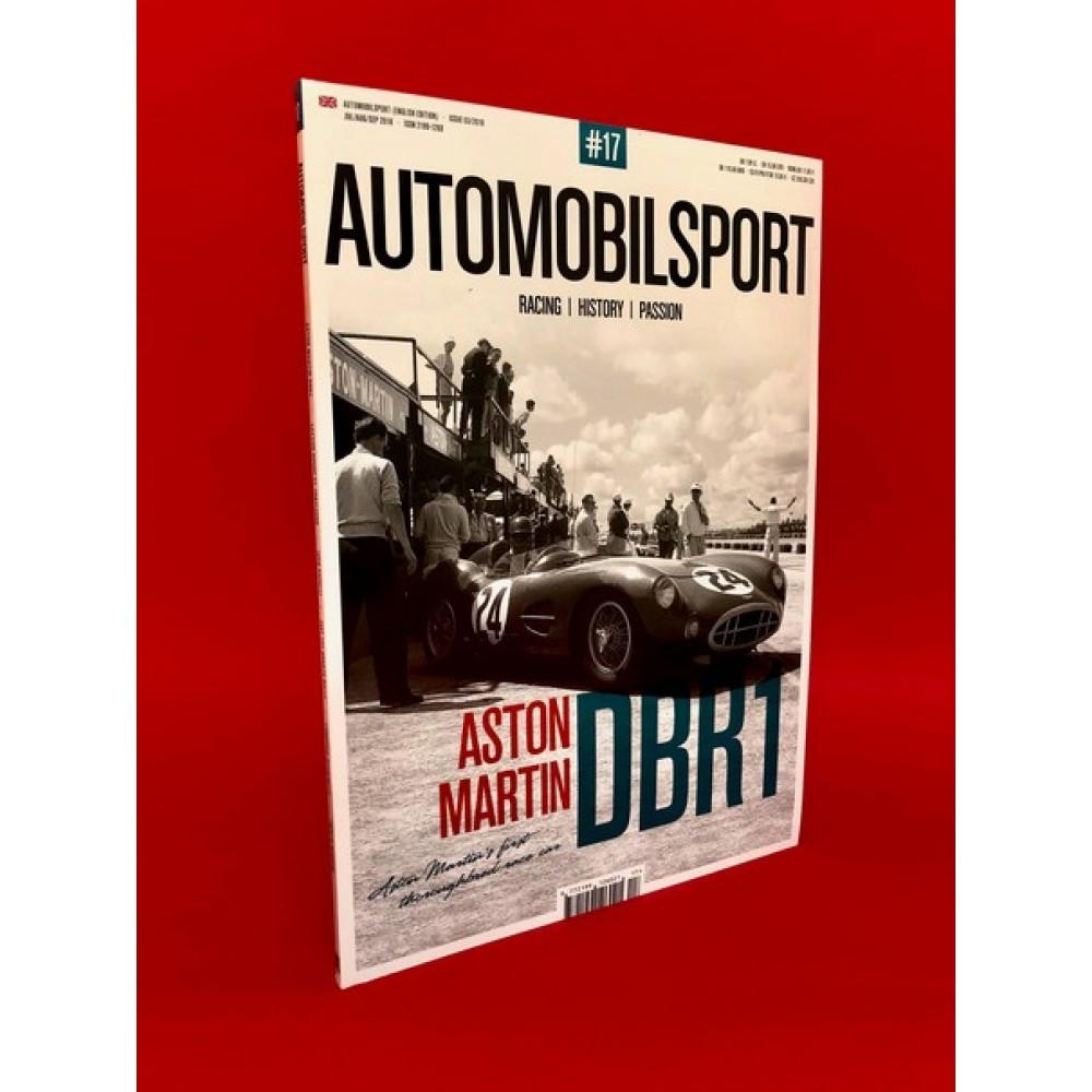 Automobilsport Racing / History / Passion 17: Aston Martin DBR1