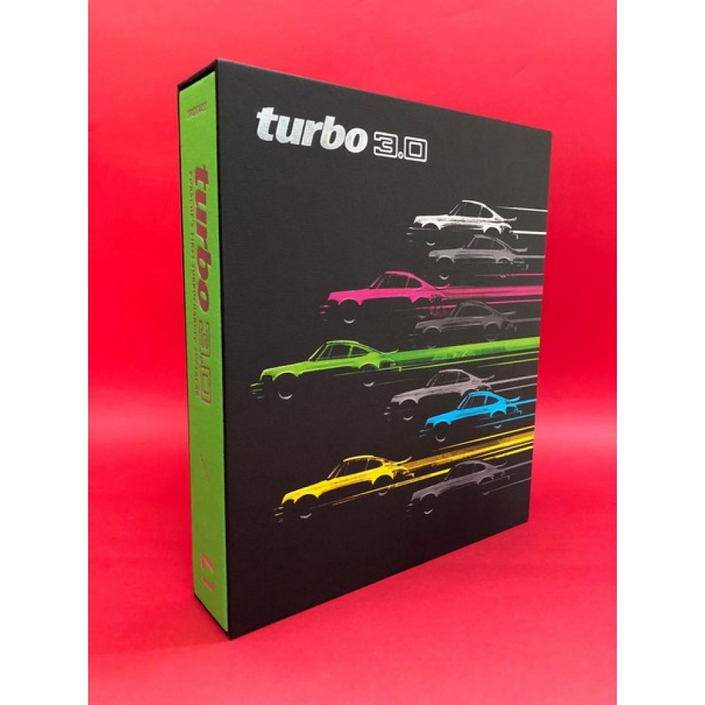 Turbo 3.0 - Porsche's First Turbocharged Supercar