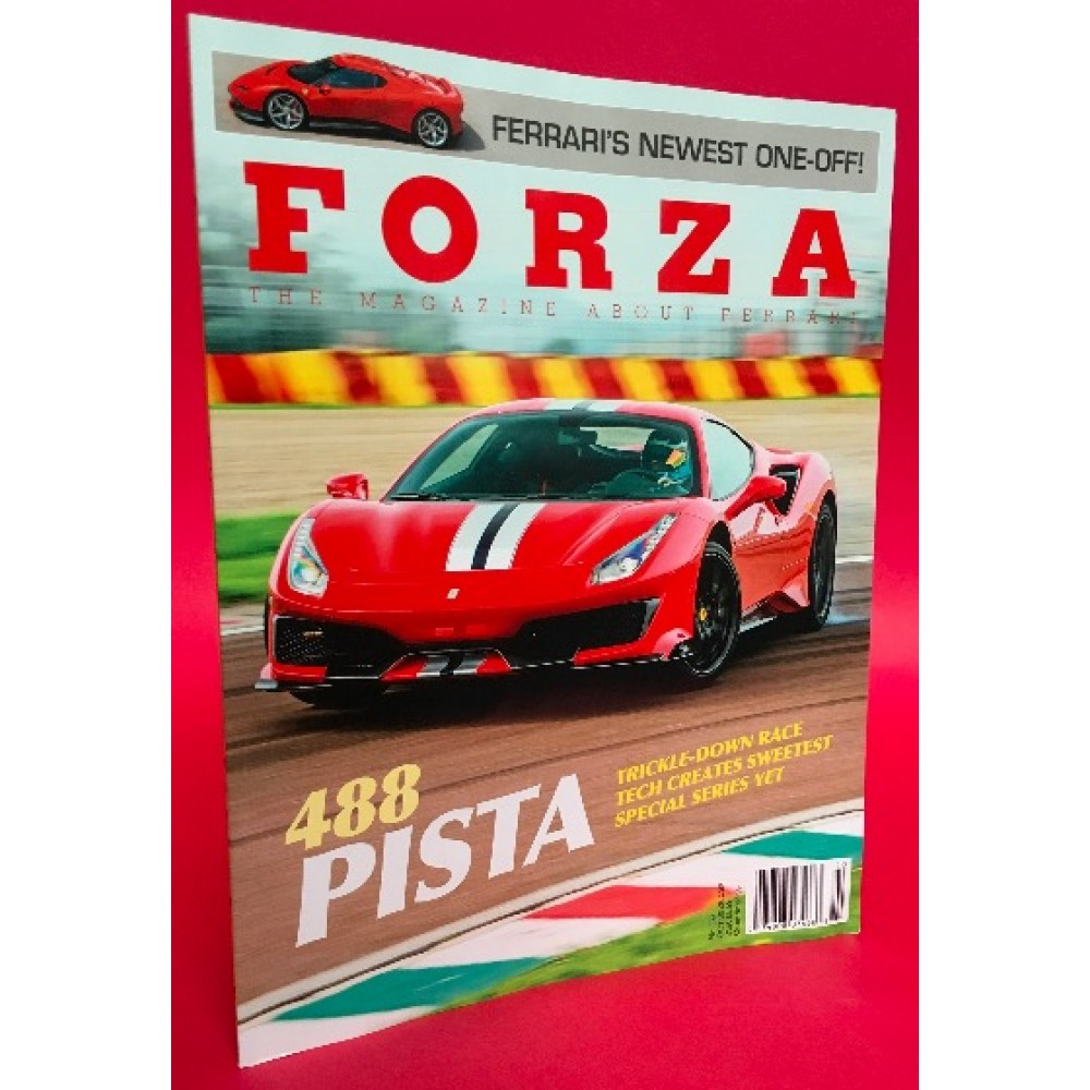 Forza Magazine Number 168 October 2018