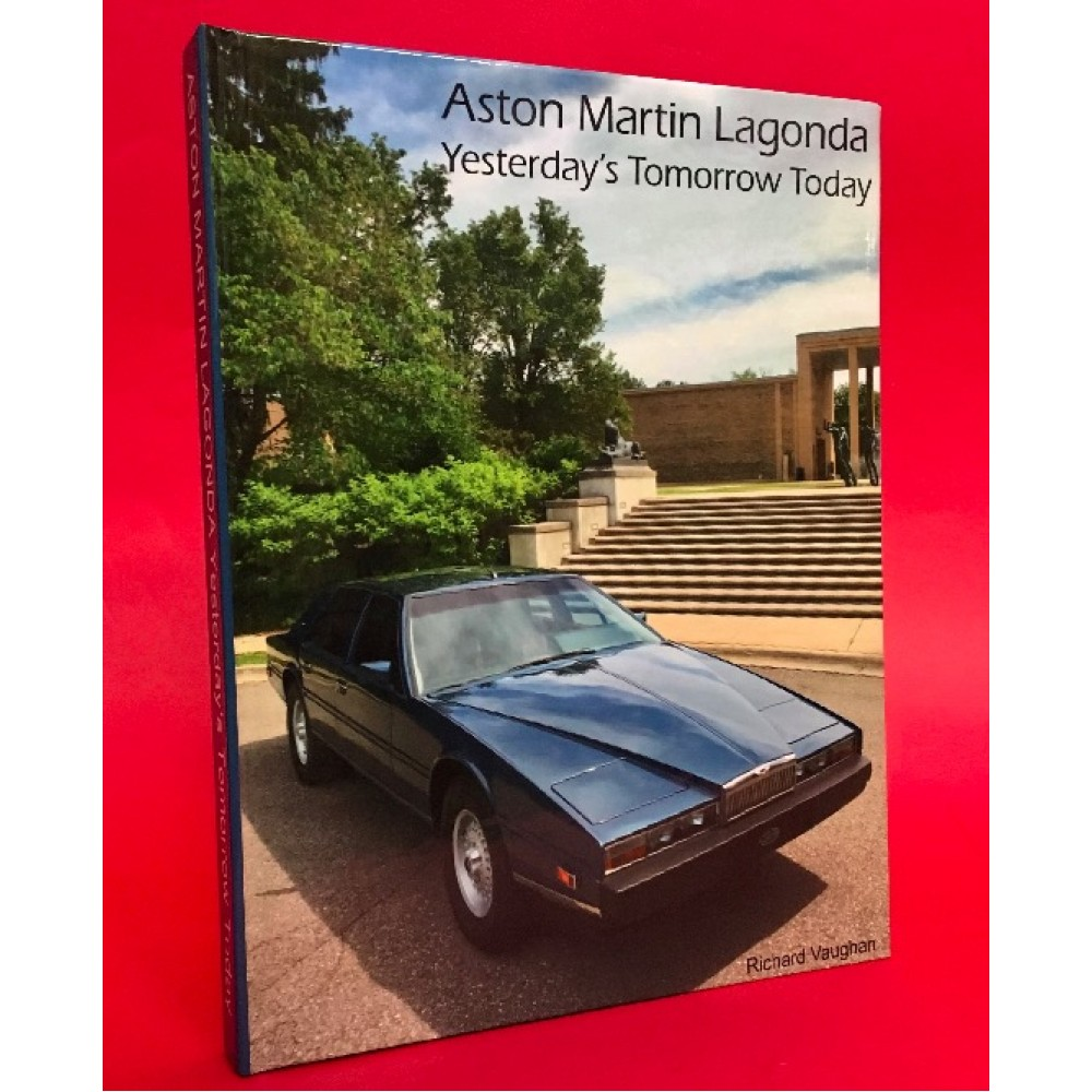 Aston Martin Lagonda - Yesterday's Tomorrow Today