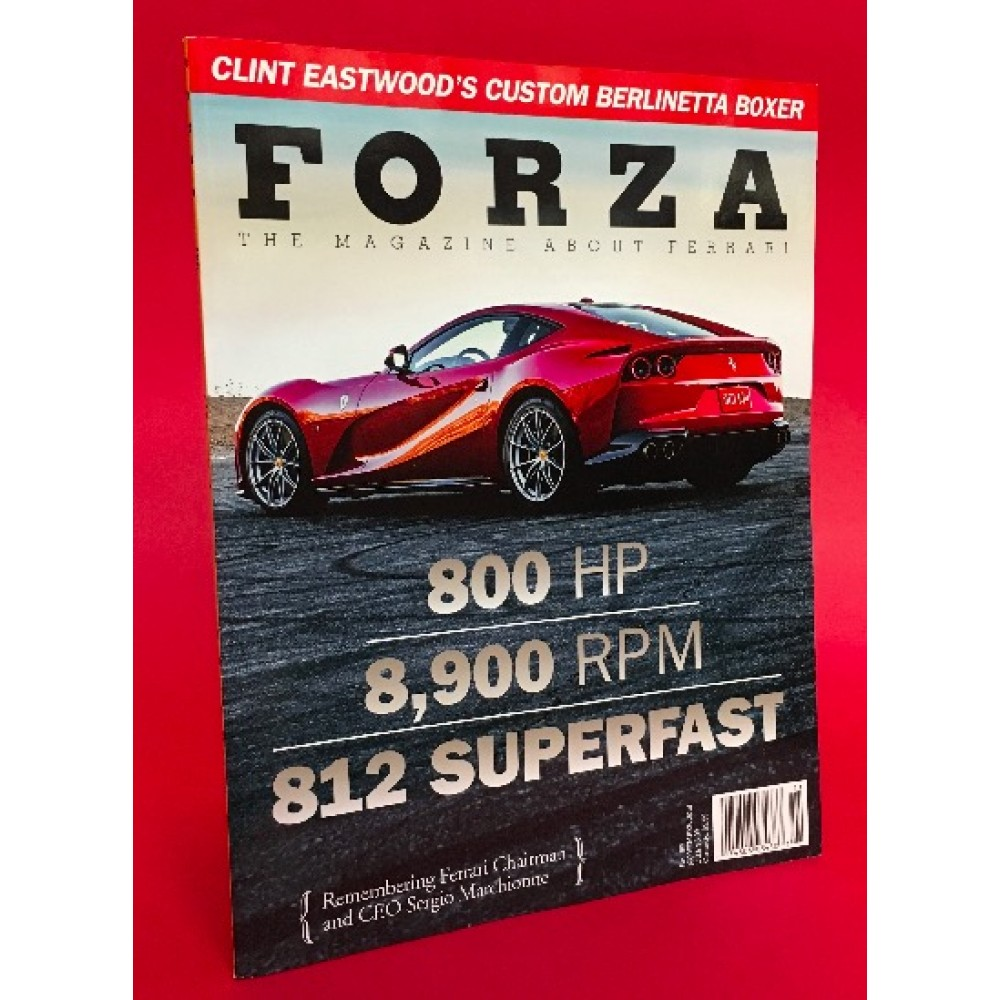 Forza Magazine Number 169 November 2018