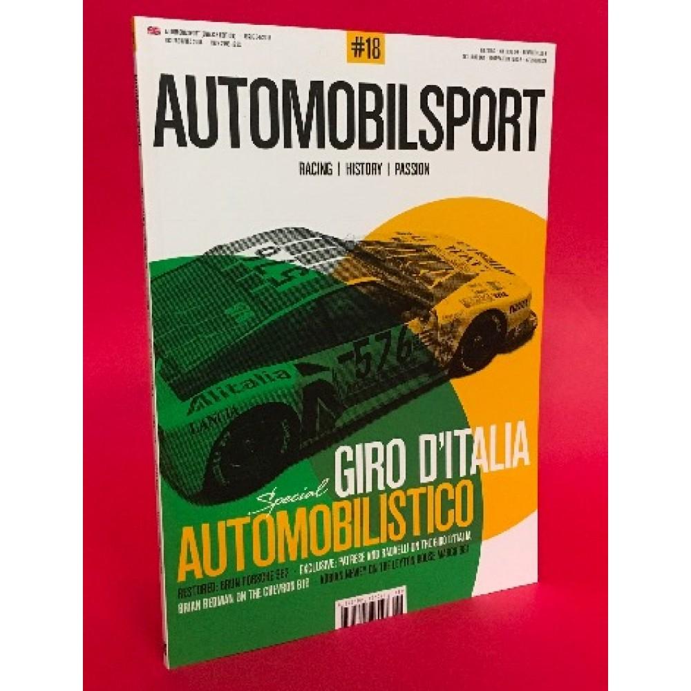 Automobilsport Racing / History / Passion 18: Giro D'Italia Automobilistico