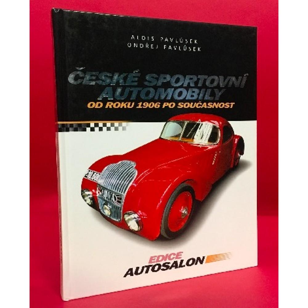 Ceske Sportovni Automobily Od Roku 1906 Po Soucasnost