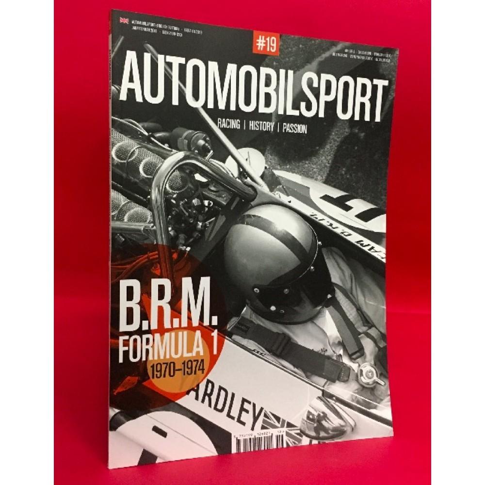 Automobilsport Racing / History / Passion 19: BRM Formula 1 1970-1974