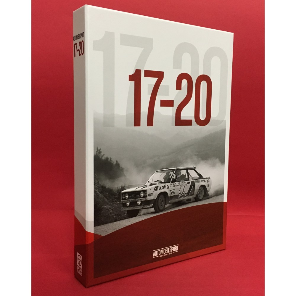 Automobilsport Racing / History / Passion Slip Case For Issue Numbers 17-20