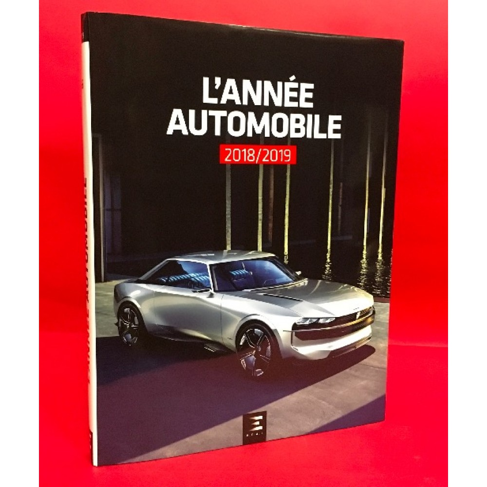 L'Annee Automobile Year 66 2018-2019