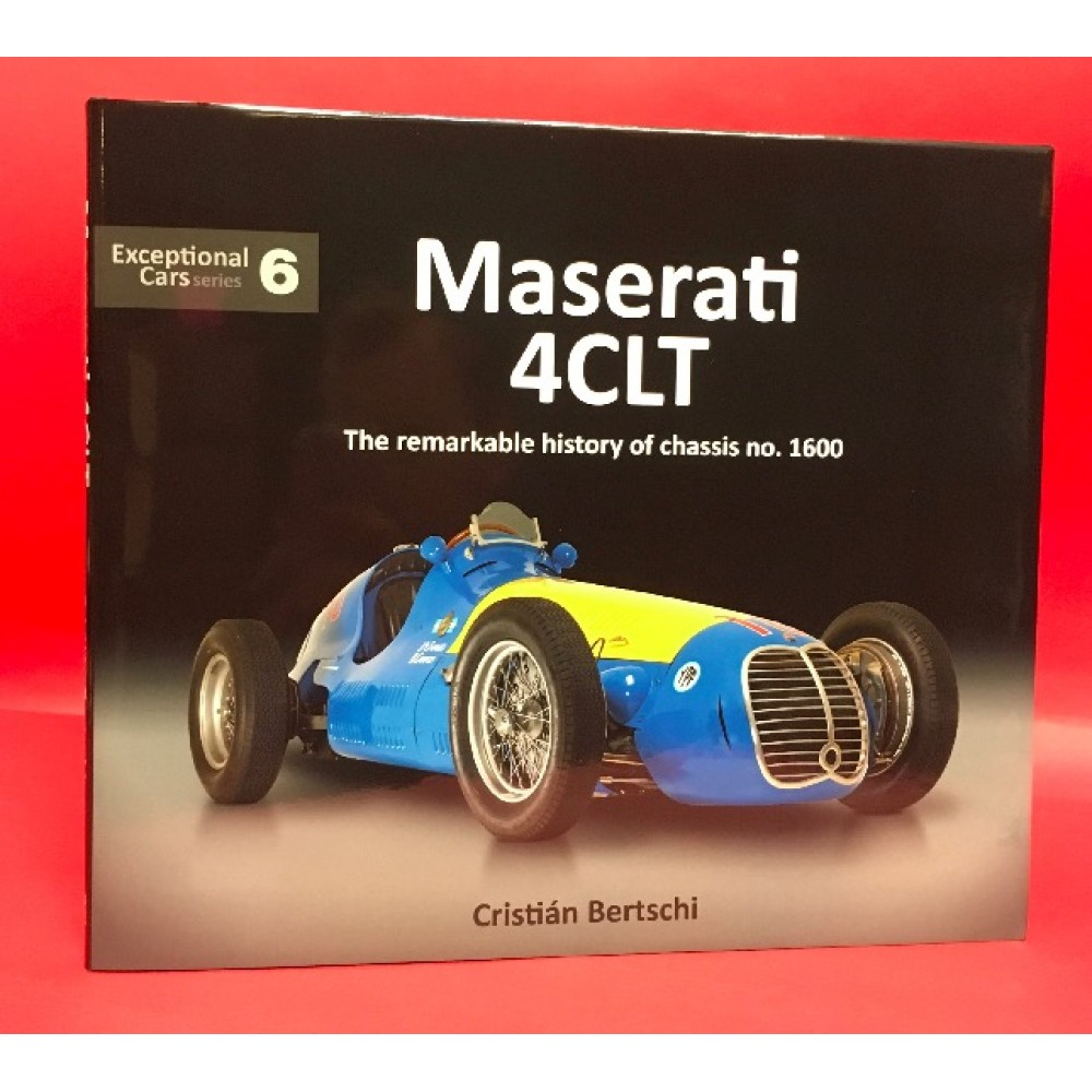 Exceptional Cars Series 6: Maserati 4CLT - The remarkable history of Chassis No. 1600
