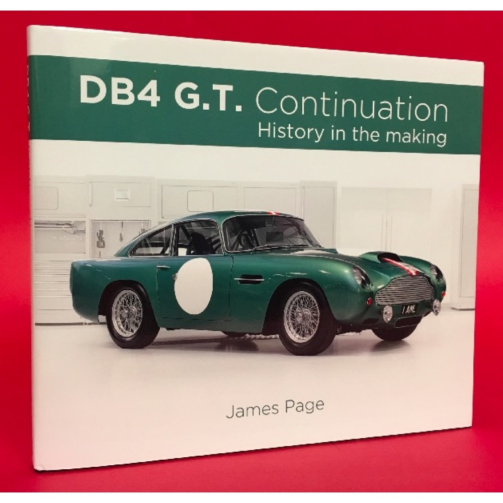 DB4 G.T. Continuation - History In The Making