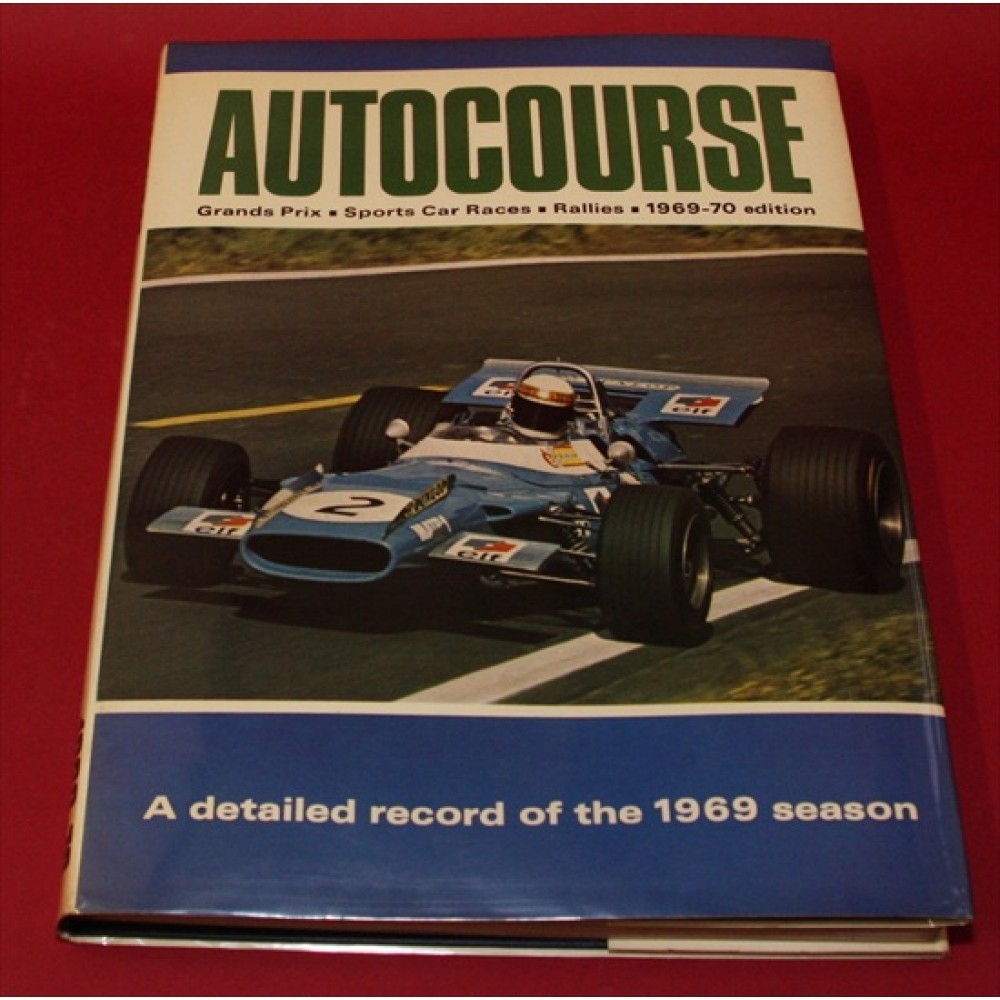 Autocourse 1969-70