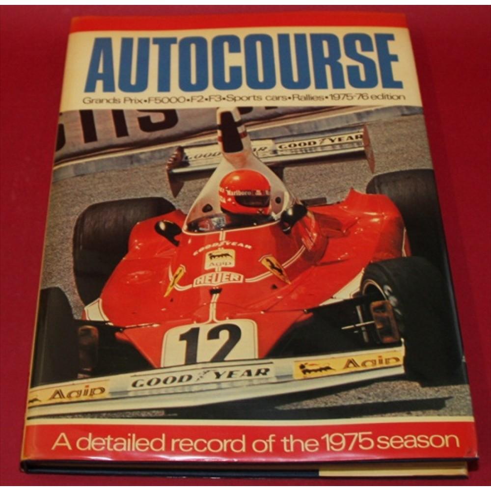 Autocourse 1975-76