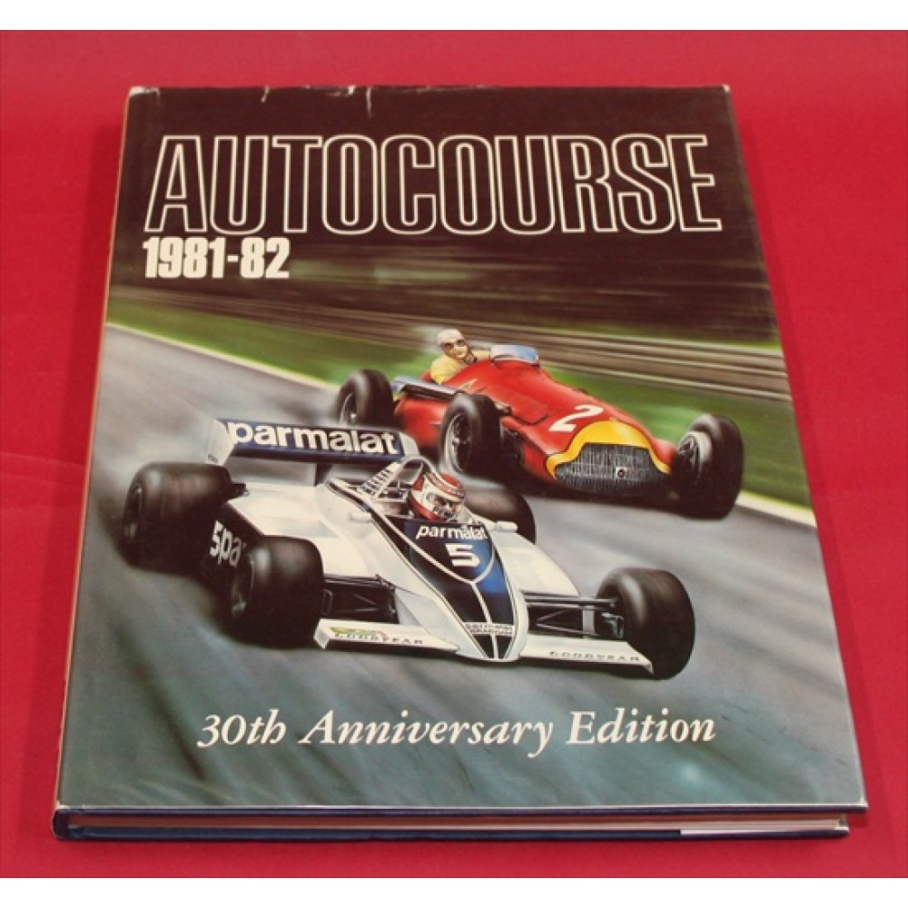 Autocourse 1981-82