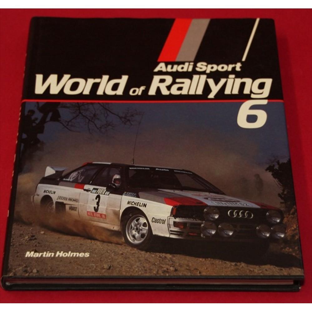 Audi Sport World of Rallying 6
