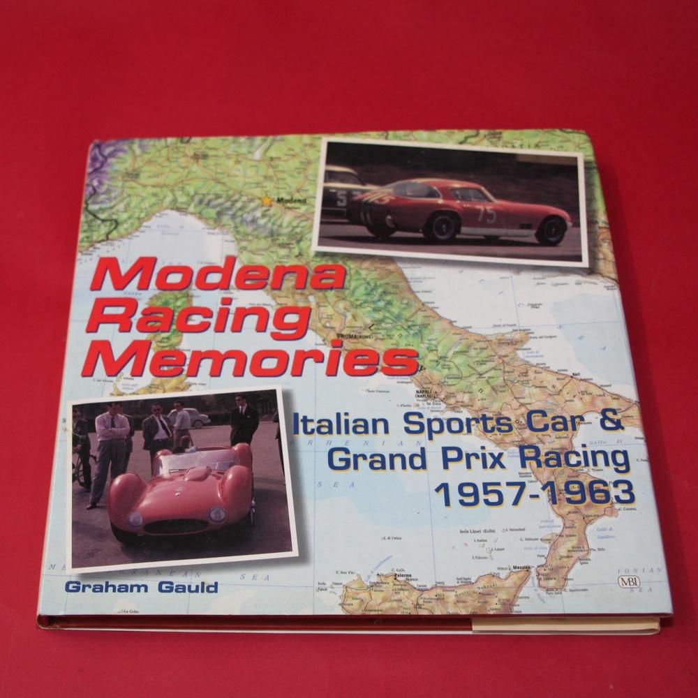 Modena Racing Memories Italian Sports Car & Grand Prix Racing 1957-1963