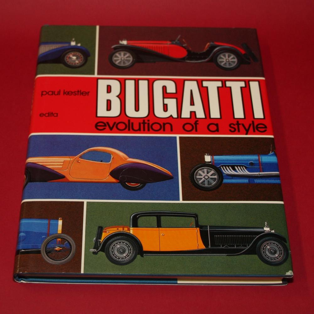 Bugatti Evolution of a Style