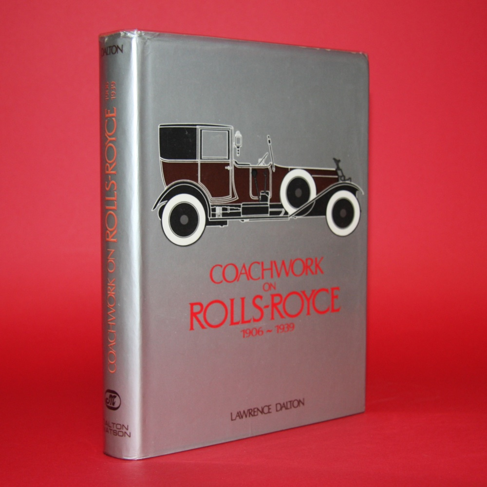 Coachwork on Rolls Royce 1906-1939