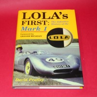 Lola's First The definitive history of the Mark 1