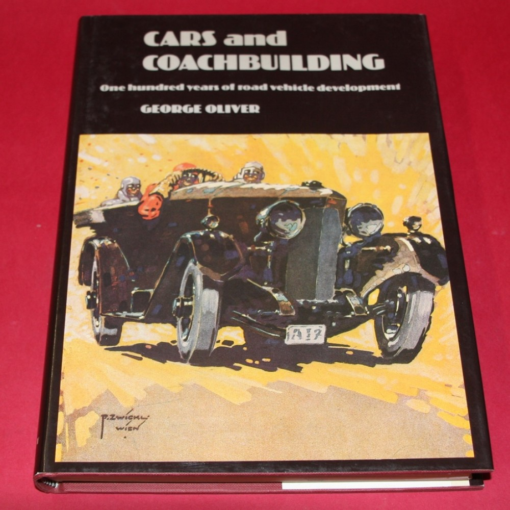 Cars and Coachbuilding One Hundred Years of Road Vehicle Development