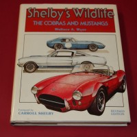 Shelby's Wildlife: The Cobras and Mustangs