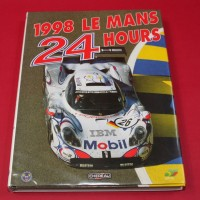 24 Hours Le Mans 1998 Official Yearbook English Edition