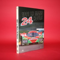 24 Hours Le Mans 1991 Official Yearbook  English Edition