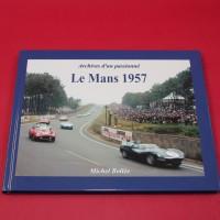 Archives d'un passionne Le Mans 1957