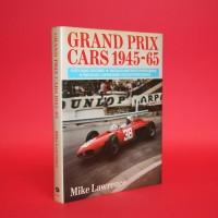 Grand Prix Cars 1945-65