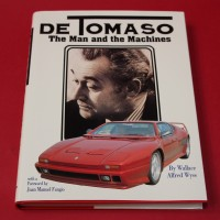 De Tomaso The Man and the Machines.