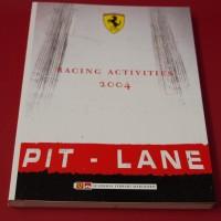 Ferrari Racing Activities 2004
