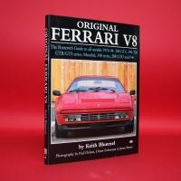 Original Ferrari V8 - The Restorer's Guide