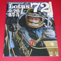 Joe Honda Racing Pictorial Series by Hiro No 18: Lotus 72 & 76 1973-75