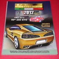 Menu Dei Motori  Best italian cars 2012