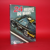 24 Heures Du Mans 1980 Official Yearbook  French Edition
