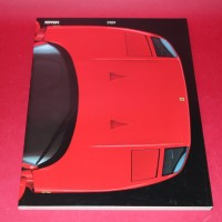 Ferrari Yearbook 1989 English Edition