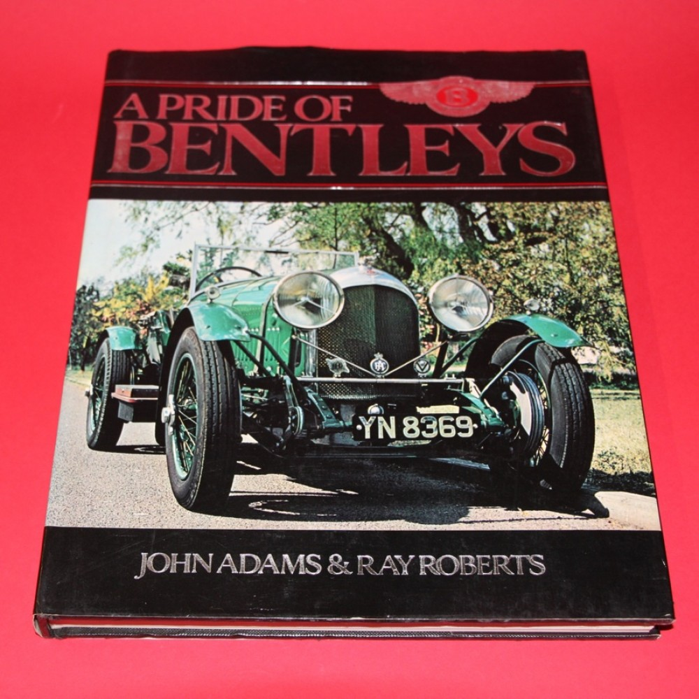 A Pride of Bentleys