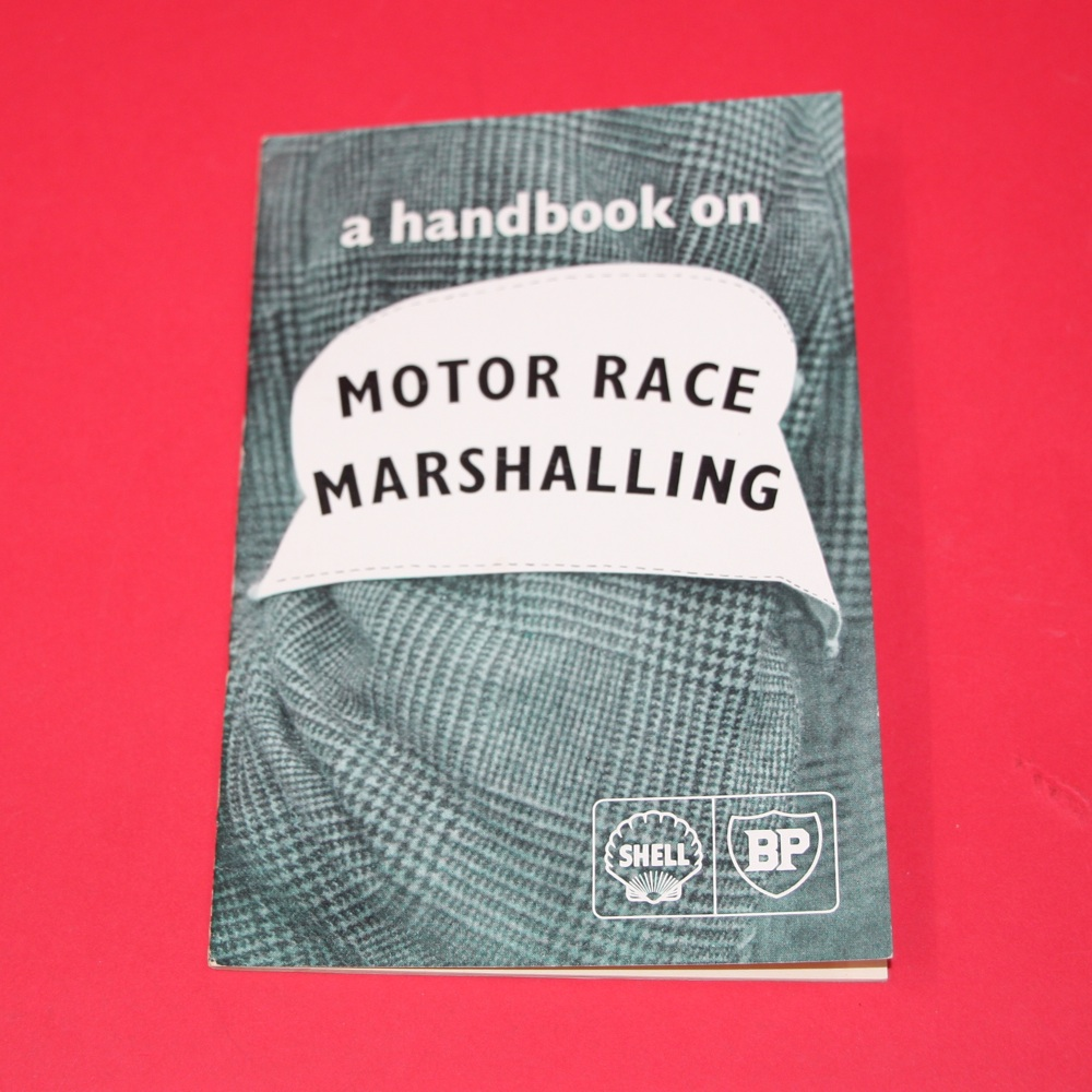 A Handbook on Motor Race Marshalling