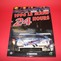 24 Hours Le Mans 1996 Official Yearbook English Edition