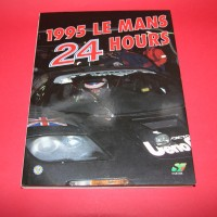 24 Hours Le Mans 1995 Official Yearbook English Edition