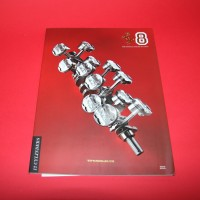 The Official Ferrari Magazine No 8