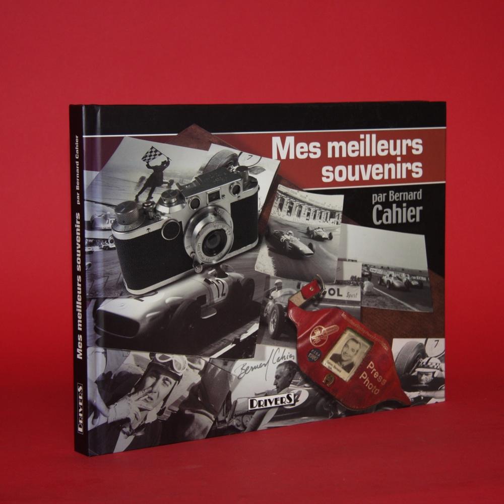 Mes Meilleurs Souvenirs par Bernard Cahier,Signed by Bernard Cahier