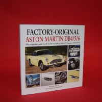 Factory-Original Aston Martin DB4/5/6 The originality guide to all models DB4 GT Zagato, 1956-1971