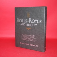 Rolls-Royce and Bentley All Models From 1904
