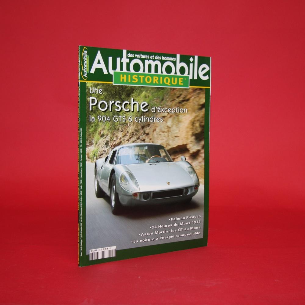 Automobile Historique  Juin/Juillet  2005 No 49
