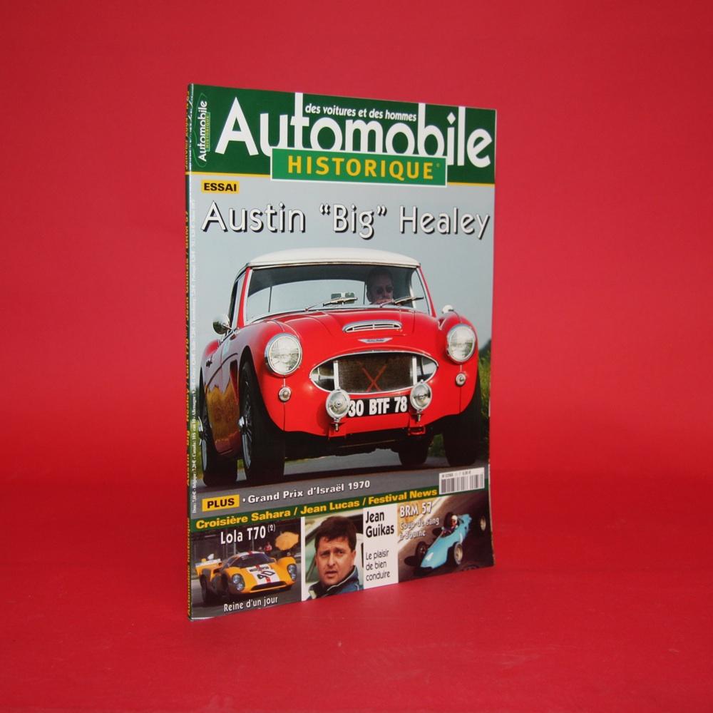 Automobile Historique  Janvier 2004  No 33