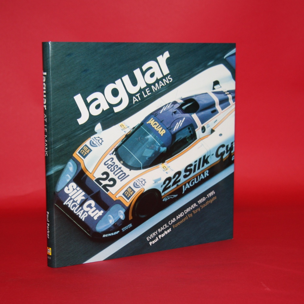 Jaguar at Le Mans - Every Race, Car and Driver, 1950-1995